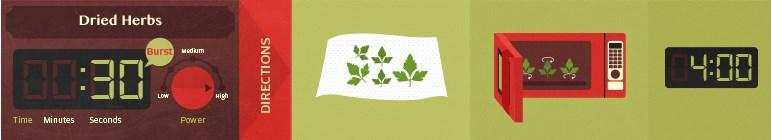 microwave4-dried herbs